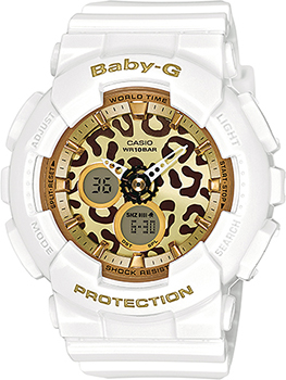 Casio Часы Casio BA-120LP-7A2. Коллекция Baby-G casio ba 110ga 7a2