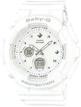 Casio Часы Casio BA-125-7A. Коллекция Baby-G часы наручные casio часы baby g ba 110fl 7a