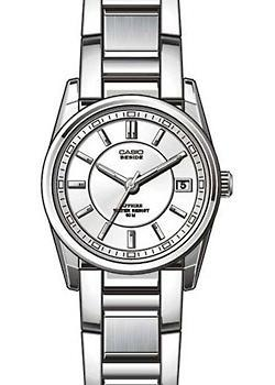 Casio Часы Casio BEM-111D-7A. Коллекция Beside magic time алые звезды