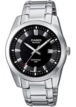 Casio Часы Casio BEM-116D-1A. Коллекция Beside лак для ногтей kiss hd mini nail polish mnp27 цвет mnp27 душистая дыня variant hex name e5d0b5