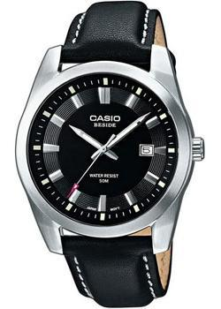 Casio Часы Casio BEM-116L-1A. Коллекция Beside все цены