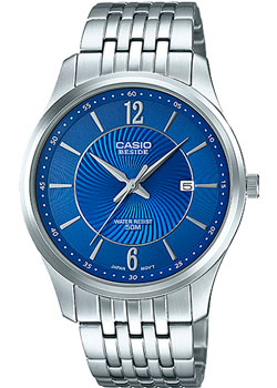 Casio Часы Casio BEM-151D-2A. Коллекция Beside casio casio w 96h 2a