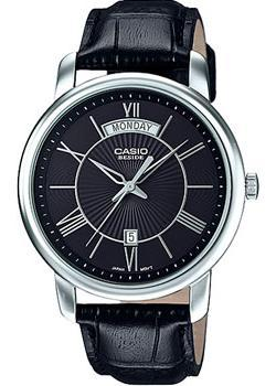 Casio Часы Casio BEM-152L-1A. Коллекция Beside casio aw 80 1a