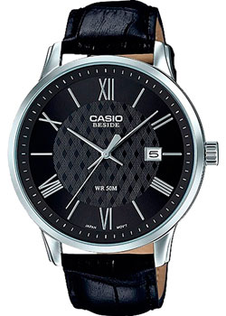 Casio Часы Casio BEM-154L-1A. Коллекция Beside bridgestone r249 315 70r22 5 156 154l tl