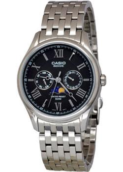 Casio Часы Casio BEM-312D-1A. Коллекция Beside casio bem 506l 1a