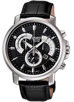 Casio Часы Casio BEM-506L-1A. Коллекция Beside casio часы casio bem 154d 7a коллекция beside