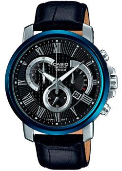 Casio Часы Casio BEM-520BUL-1A. Коллекция Beside цена 2017