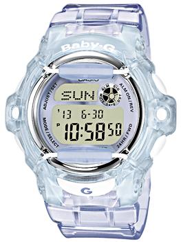 Casio Часы Casio BG-169R-6E. Коллекция Baby-G наручные часы casio baby g bg 169r 1e