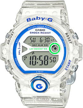 Casio Часы Casio BG-6903-7D. Коллекция Baby-G casio bg 6903 2e casio