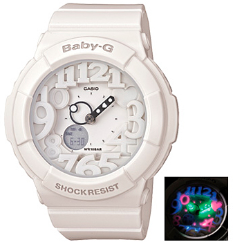 Casio Часы Casio BGA-131-7B. Коллекция Baby-G