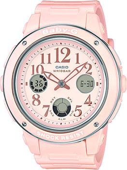 Casio Часы Casio BGA-150EF-4B. Коллекция Baby-G casio bga 190 4b page 5
