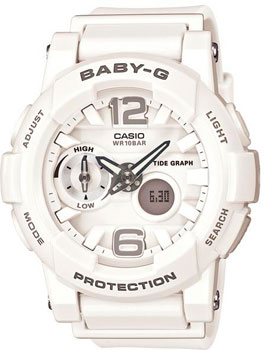 Casio Часы Casio BGA-180-7B1. Коллекция Baby-G fm 08 10 кувшин роза pavone 1106495
