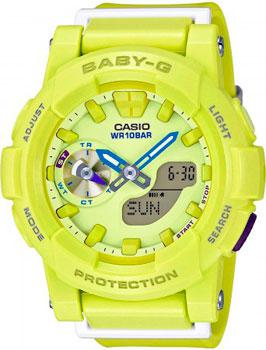 Casio Часы Casio BGA-185-9A. Коллекция Baby-G часы casio mtf 117bl 9a