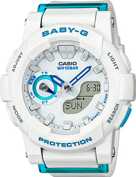 Casio Часы Casio BGA-185FS-7A. Коллекция Baby-G часы casio os fs js