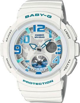 Casio Часы Casio BGA-190-7B. Коллекция Baby-G lge2132 bga