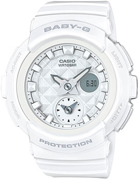 Casio Часы Casio BGA-195-7A. Коллекция Baby-G casio baby g bga 240 7a