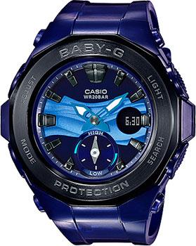 Casio Часы Casio BGA-220B-2A. Коллекция Baby-G casio bga 185fs 2a page 5