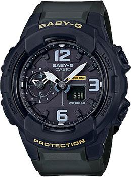 Casio Часы Casio BGA-230-3B. Коллекция Baby-G часы наручные casio часы baby g ba 120tr 7b