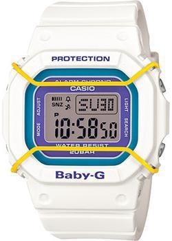 Casio Часы Casio BGD-501-7B. Коллекция Baby-G casio baby g bgd 560 7e
