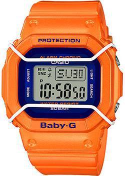 Casio Часы Casio BGD-501FS-4E. Коллекция Baby-G часы casio os fs js