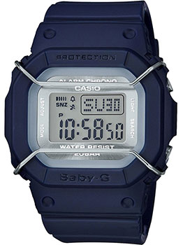 Casio Часы Casio BGD-501UM-2E. Коллекция Baby-G лонгслив printio ma little banksy