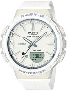 Casio Часы Casio BGS-100-7A1. Коллекция Baby-G часы наручные casio часы baby g ba 120tr 7b