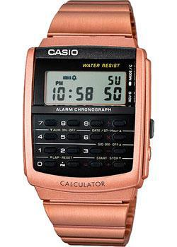 Casio Часы Casio CA-506C-5A. Коллекция Digital электронные часы casio collection ca 506c 5a
