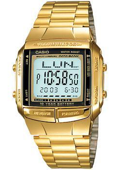 Casio Часы Casio DB-360GN-9A. Коллекция Digital casio lq 139emv 9a