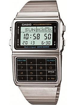 Casio Часы Casio DBC-611E-1E. Коллекция Digital casio prw 6000y 1e