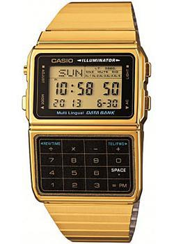 Casio Часы Casio DBC-611GE-1E. Коллекция Digital casio dbc 611 1d