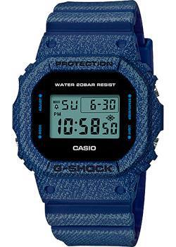 Casio Часы Casio DW-5600DE-2E. Коллекция G-Shock casio часы casio dw 6900zb 8e коллекция g shock