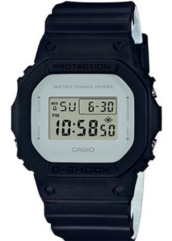 Casio Часы Casio DW-5600LCU-1E. Коллекция G-Shock часы g shock dw 5600hr 1e casio