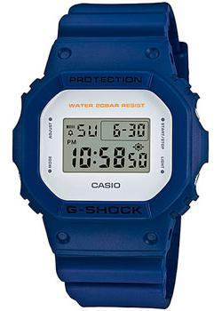 Casio Часы Casio DW-5600M-2E. Коллекция G-Shock casio часы casio g 9300nv 2e коллекция g shock