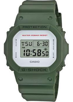 Casio Часы Casio DW-5600M-3E. Коллекция G-Shock polo car style protective plastic case for blackberry 8520 8530