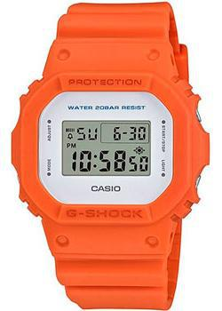 Casio Часы Casio DW-5600M-4E. Коллекция G-Shock casio g shock s series gmd s6900f 4e