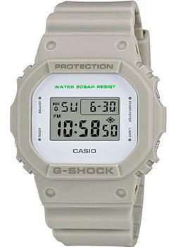 Casio Часы Casio DW-5600M-8E. Коллекция G-Shock casio bg 6900sg 8e casio