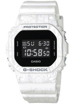 Casio Часы Casio DW-5600SL-7E. Коллекция G-Shock casio часы casio dw 6900nb 7e коллекция g shock