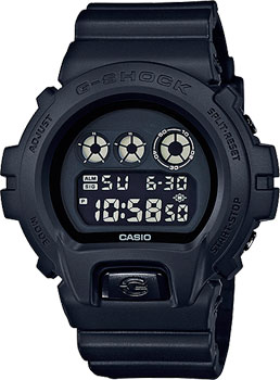 Casio Часы Casio DW-6900BB-1E. Коллекция G-Shock часы g shock dw 5600hr 1e casio