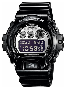 Casio Часы Casio DW-6900NB-1E. Коллекция G-Shock часы g shock dw 5600hr 1e casio