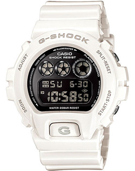 Casio Часы Casio DW-6900NB-7E. Коллекция G-Shock casio часы casio dw 5600m 3e коллекция g shock