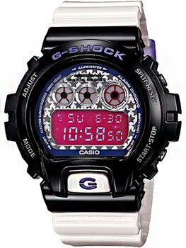 Casio Часы Casio DW-6900SC-1E. Коллекция G-Shock часы g shock dw 5600hr 1e casio