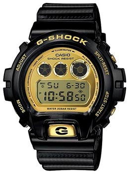 Casio Часы Casio DW-6930D-1E. Коллекция G-Shock часы g shock dw 5600hr 1e casio