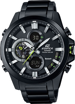 где купить Casio Часы Casio ECB-500DC-1A. Коллекция Edifice по лучшей цене