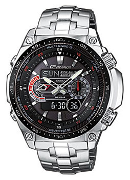 �������� �������� ������� ���� Casio ECW-M300EDB-1A. ��������� Edifice