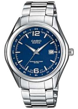Casio Часы Casio EF-121D-2A. Коллекция Edifice casio edifice ef 316d 1a