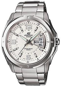 Casio Часы Casio EF-129D-7A. Коллекция Edifice casio edifice ef 126d 7a