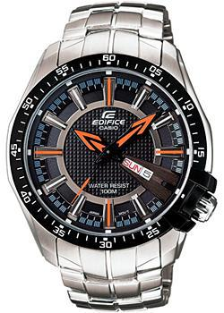 Casio Часы Casio EF-130D-1A5. Коллекция Edifice casio edifice ef 316d 1a