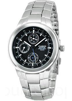 Casio Часы Casio EF-305D-1A. Коллекция Edifice casio edifice ef 316d 1a