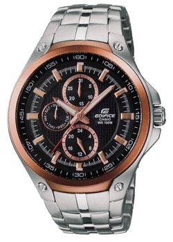 Casio Часы Casio EF-326D-1A. Коллекция Edifice casio edifice ef 316d 1a