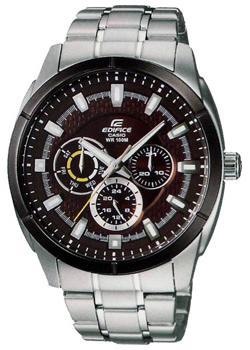Casio Часы Casio EF-327D-5A. Коллекция Edifice casio edifice ef 316d 1a